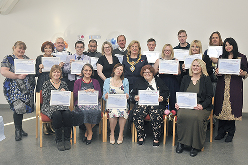 Volunteer with Confidence Awards